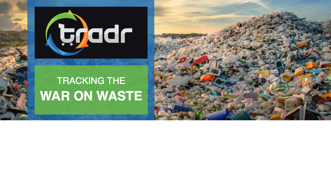 Tradr - Tracking the War on Wastehero image